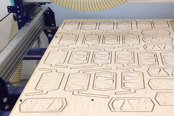 decoupe laser bois